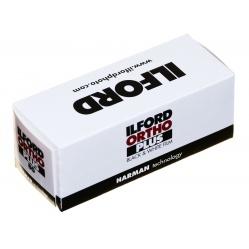 Ilford Ortho Plus 80/120 film klisza ortochromatyczna