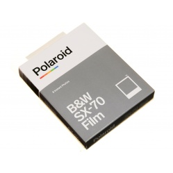 Polaroid B&W SX-70 Film wkład - 8 zdjęć czarno białych