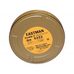 Kodak Eastman Double X-Film 5222 250 ASA film czarno-biały 35 mm - 122 metry NA ZAMÓWIENIE