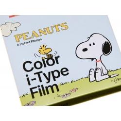 Polaroid Color Film I-Type Peanuts wkład do aparatu Onestep 8 zdjęć