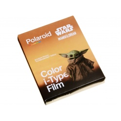 Polaroid Kolor Film I-Type do Onestep Mandalorian Star Wars - 8 zdjęć