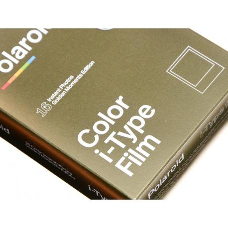 Polaroid Color Film I-Type na zdjęcia do Onestep GOLD 2x8 zdjęć