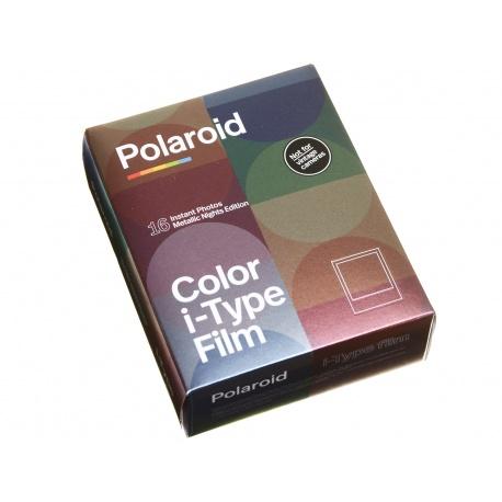 Polaroid Color Film I-Type na zdjęcia do Onestep Metallic 2x8 zdjęć