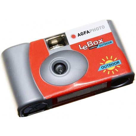 Agfa LeBox Kolor aparat jednorazowy 400/27 bez lampy