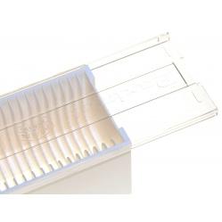 Braun Magazynek LKM Paximat biały na 36 ramek 5x5 cm.