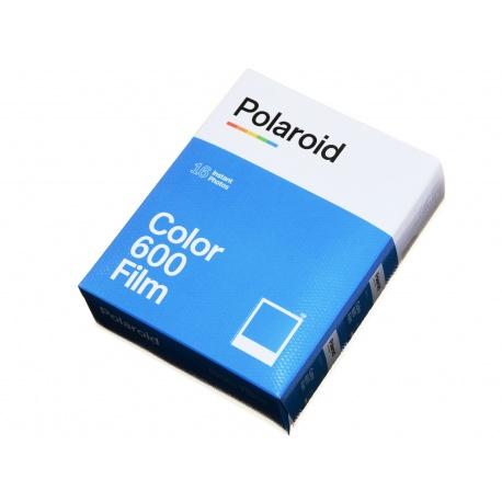 Polaroid Color 600 Film Set - wkład, ładunek na 2x8 zdjęć