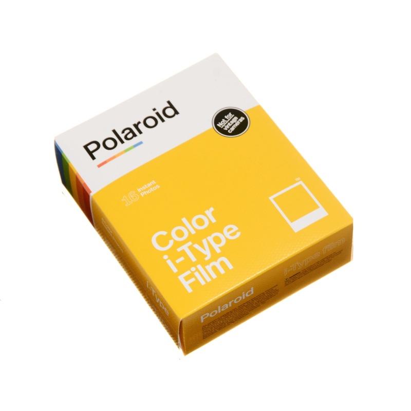 Polaroid Color I-Type Film zdjęcia do Onestep Now wkład 2x8 zdjęć