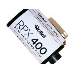 Rollei RPX 400/36 135 NEW negatyw B&W do odbitek