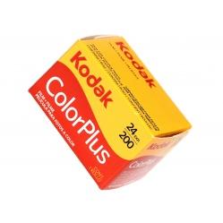 Kodak Color Plus 200/24 amatorski film do zdjęć kolorowych