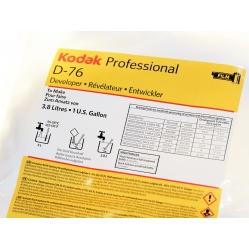 Kodak D76 wywoływacz...