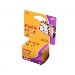 Kodak Gold 200/24 -  film do zdjęć i odbitek kolorowych na wakacje
