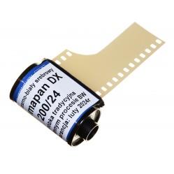 Foma Fomapan 200/24 DX negatyw film klisza B&W - z metra