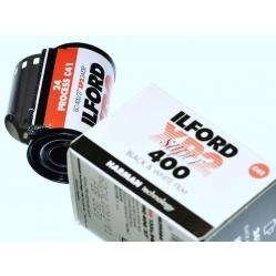 Harman Ilford XP2 400/24 film monochromatyczmy do C41