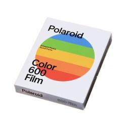Polaroid Color 600 Round Frame wkład, film do zdjęć natychmiastowych