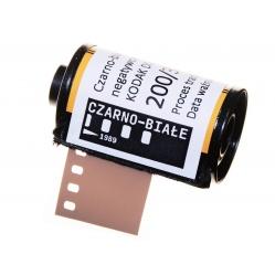Film Kodak Cinestill Double-X 250 200/36 DX B&W czarno-biały 5222
