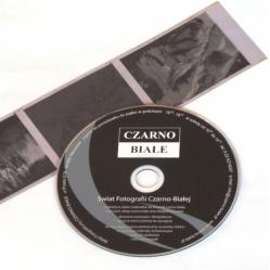 Skanowanie filmu czarno-białego negatywowego typ 120 + CD