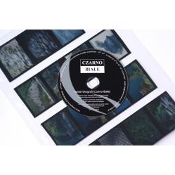 Skanowanie filmu slajdu barwnego typ 120 + skan na CD