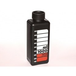 Jobo Butelka 1000 ml. czarna (3373)