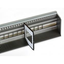 Kaiser Pudełko i 2 magazynki na ramki CS po 100szt (2204) slajdy 24x36mm