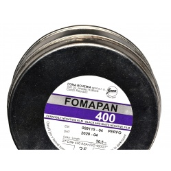 Foma Fomapan 400 17m. film 35mm. z puszki z metra NA ZAMÓWIENIE