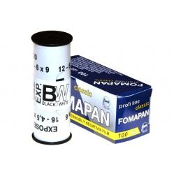 Foma Fomapan 100/120 Classic film czarno-biały