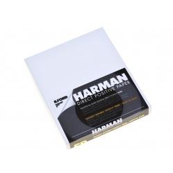 """Harman Direct Positive papier BARYT błysk 4x5""""/25 (10,2x12,7cm) wprostpozytywowy"""
