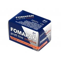 Foma Fomapan 200/24 Creative klisza, film do zdjęć B&W