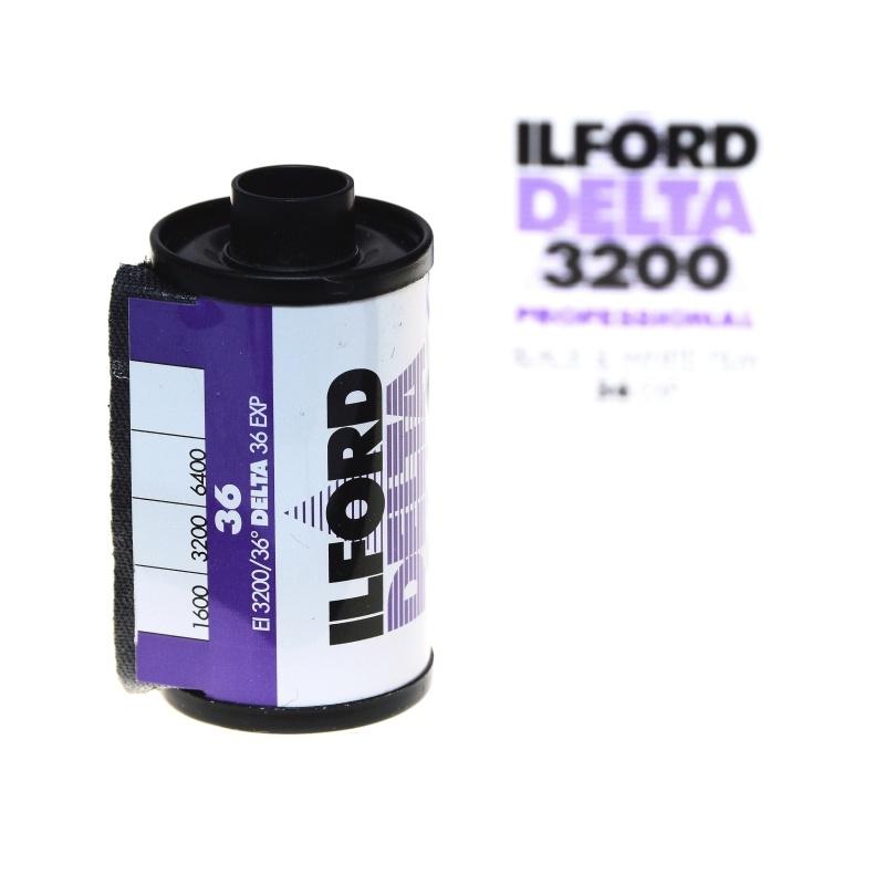 Ilford Delta 3200/36 Harman Professional film o wysokiej czułości