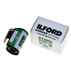 Ilford Harman HP5 400/36 film B&W małoobrazkowy 35 mm.