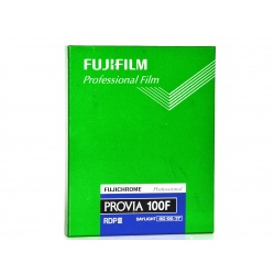 Fujichrome Provia 100F 4x5 cala/20
