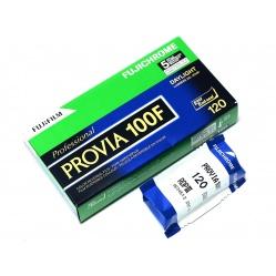Fuji Fujichrome Provia 100/120 100F slajd, odwrotka barwna - 1 film