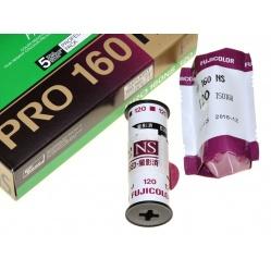 Fuji Fujifilm Fujicolor Professional Pro 160 NS/120