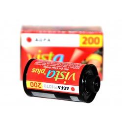 Agfaphoto Agfa Vista 200/36 film kolorowy na wakacje