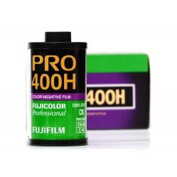 Fuji Fujifilm Pro 400H/36 profesjonalny film do ślubu