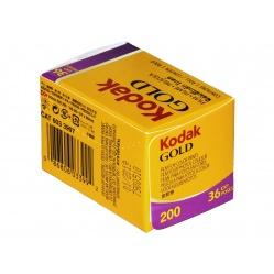 Kodak Gold 200/36 film do zdjęć kolorowych na wakacje