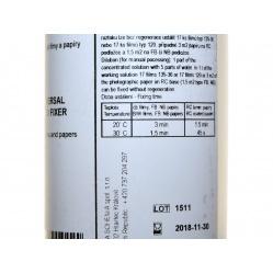 Foma Fomafix 500 ml. na 3 litry, stężony - utrwalacz uniwersalny B&W