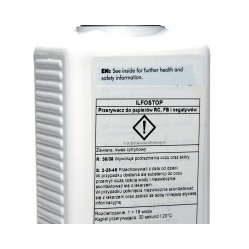 Ilford Ilfostop 500 ml. przerywacz bezwonny ze wskażnikiem