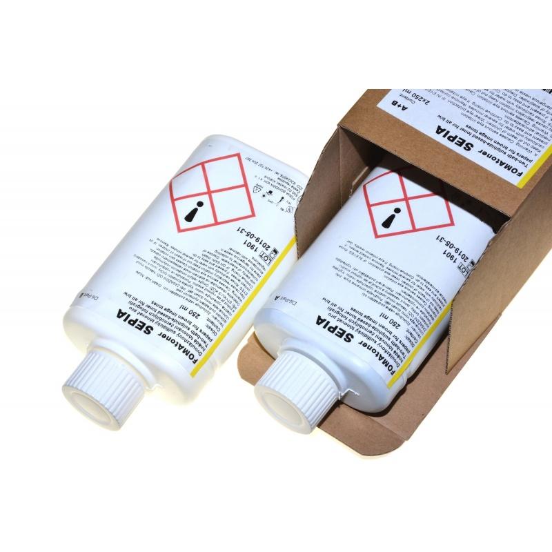 Fomatoner Sepia 2x250 ml. do sepiowania odbitek czarno-białych