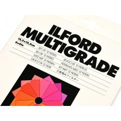 Ilford Filtry Multigrade - 12 szt 15,2x15,2 cm do papierów wielogradacyjnych