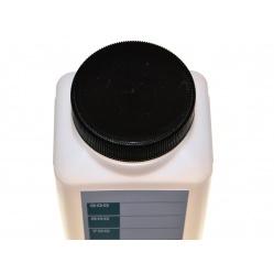 Kaiser butelka biała 1 litr z podziałką (4192) do ciemni i chemii